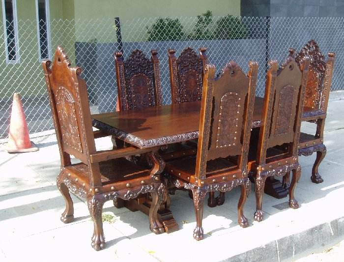 Renaissance Architecture Custom Old World Furniture