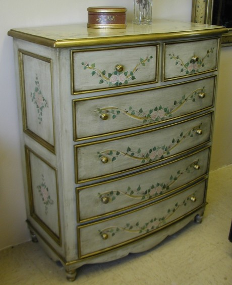 Hand Painted Dressers