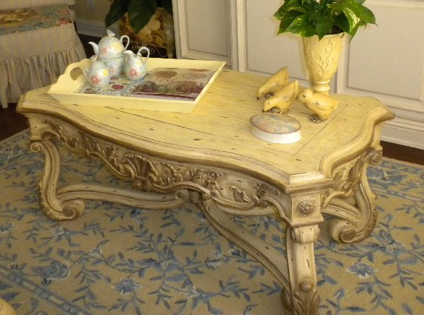 coffee table in french : thesecretconsul