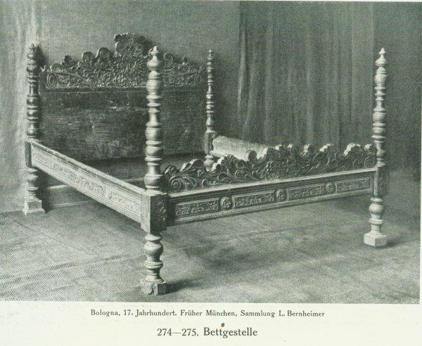 italian bedroom furniture image9. 17th Century Italian Renaissance Bed Bedroom Furniture Image9 B