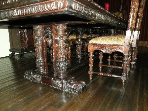 Renaissance Dining Table