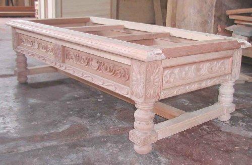 Renaissance Architectural - Spanish Coffee Tables - Italian Coffee ...