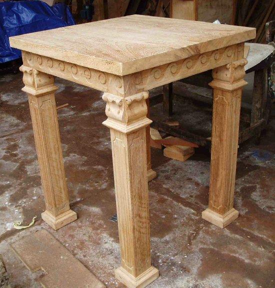 Renaissance Architectural Custom Pub Table With Chairs Custom Bar Table With Chairs