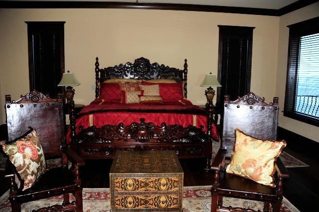 Spanish Mediterranean Bedroom